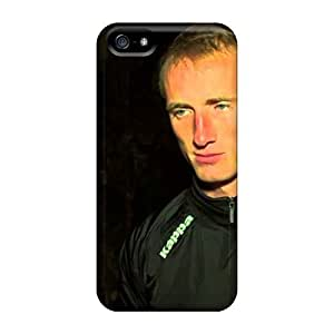 New Diy Design Vladislav Ignatiev Midfielder Kuban Club Against The Background Of The Stands For Iphone 5/5s Cases Comfortable For Lovers And Friends For Christmas Gifts