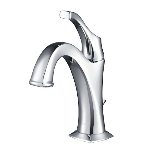 Kraus KBF-1201CH Arlo Bathroom Faucet, Chrome