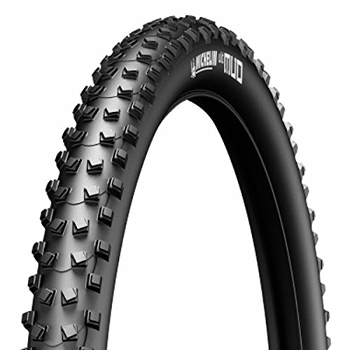 Michelin Wild Mud Advanced Magi-X Tubeless Ready Mountain Bicycle Tire (Black - 27.5 x 2.25)