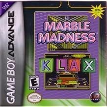 Marble Madness/Klax