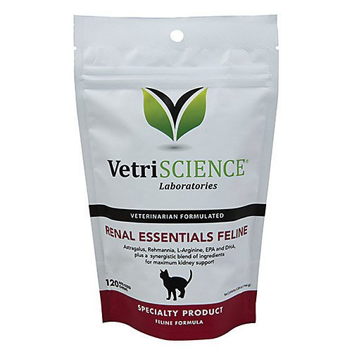 VetriScience Renal Essentials Feline - 120 ct