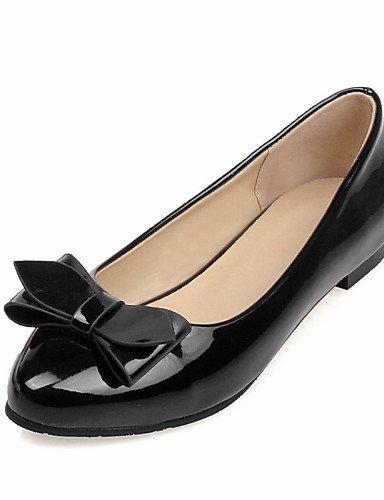 mujer tal piel de PDX de zapatos twqXOCFZ