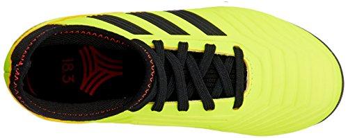 colores Tf Adidas cblack Predator cblack 18 solred Fútbol Tango Zapatillas 3 Colores Amarillo solred J Niños De Unisex wq7FqI