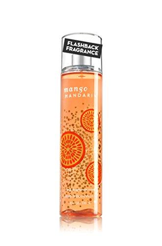 Mango Fragrance Mandarin - Bath & Body Works Fine Fragrance Mist Mango Mandarin