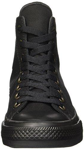 Converse Chuck Taylor II All Star Hi Sneaker Mono Black (15 D(M) US Men)
