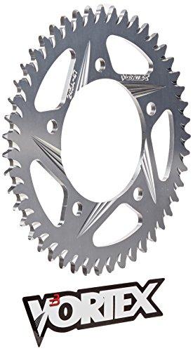 Vortex 245A-47 Silver 47-Tooth Rear - Sprocket Rear Vortex