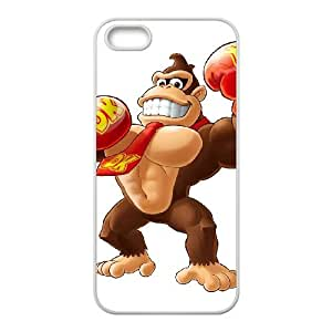 iPhone 4 4s Cell Phone Case White Super Smash Bros Donkey Kong Fmbxa