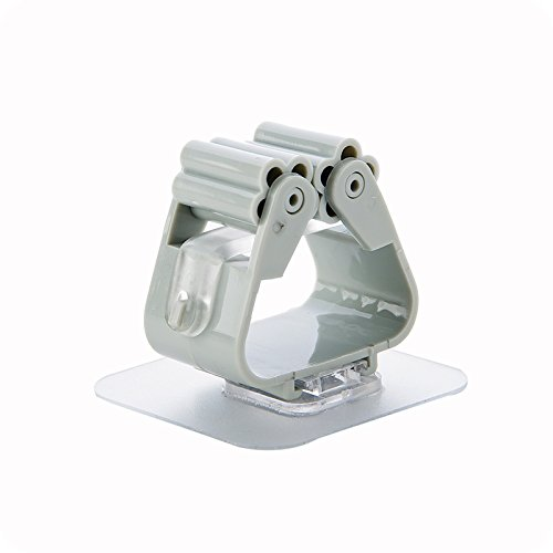 Vogue lab Non Perforated Toilet mop Holder Hook