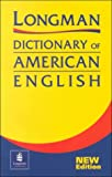 Paper with Two-Color Version, Longman Dictionary of American English, Longman, 0130884502