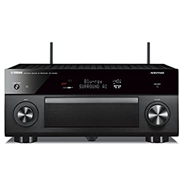Yamaha AVENTAGE RX-A3080 Network AV Receiver