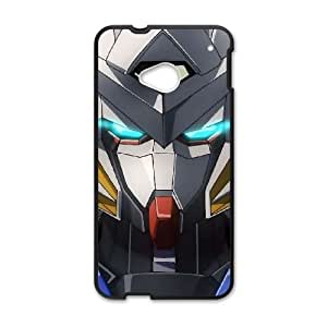 mobile suit gundam HTC One M7 Cell Phone Case Black L4035995
