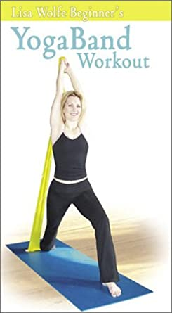 Amazon.com: Yoga Band Beginners Workout with Lisa Wolfe ...