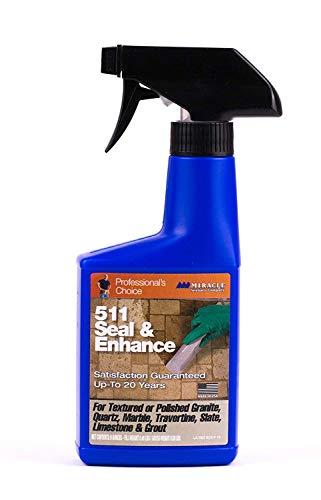 (Miracle Sealants 511 Seal & Enhance 237ml (US 8oz) One-Step Sealer & Enhancer by Miracle Sealants )