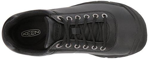 Keen Utility Mens PTC Dress Oxford Work Shoe,Black,11 M US