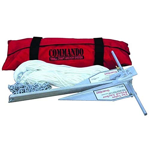 AMRF-C5-A * Fortress Commando Small Boat Anchor System