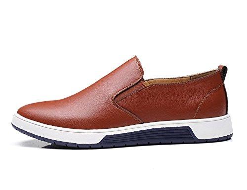 XIPAI Men's Casual Lofer Shoes Slip