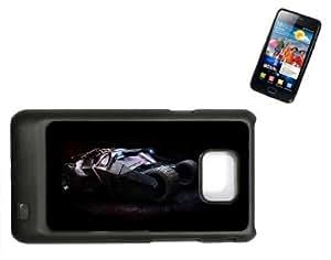 Samsung Galaxy S2 i9100 Hard Case with Printed Design BATMAN BATMOBILE