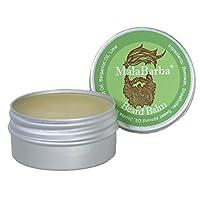 Balsamo da barba by MalaBarba. Bergamotto. Beard Balm. 30 ml - 1 Oz