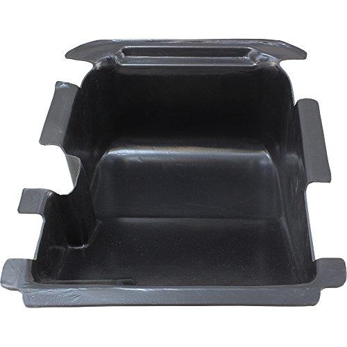 Cargo Bin Lowered Drop Seat Tray Honda Ruckus Under Seat Storage Container