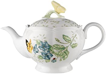 Lenox Butterfly Meadow Teapot