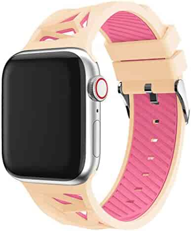 Watch Band❤️Jonerytime❤️Sports Silicone Bracelet Strap Band for Apple Watch 4/3/2/1 38/40mm