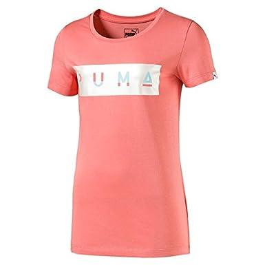 Puma M/ädchen Style Graphic Shirt