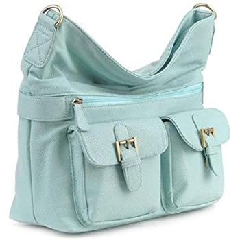 Jo Totes Gracie Camera Bag, Mint