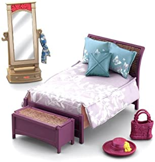 Fisher Price Loving Family Parents Bedroom