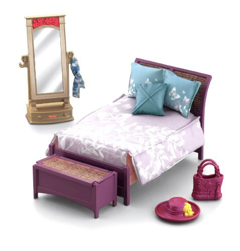 - Fisher-Price Loving Family Parents Bedroom