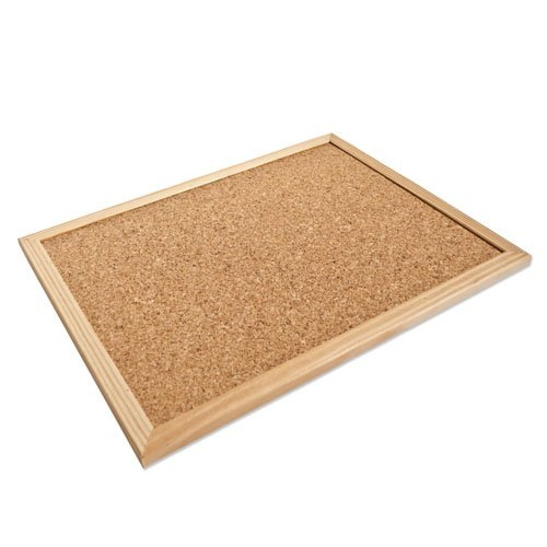 CORK MEMO BOARD (600X400X15MM)