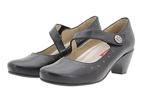 9403 Woman shoes jean comfort mary comfort leather wide Piesanto shoe casual nqqWTH74
