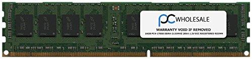 IBM Compatible 16GB PC4-17000 DDR4-2133MHz 2Rx4 1.2v ECC Registered RDIMM (IBM PN# 46W0798)