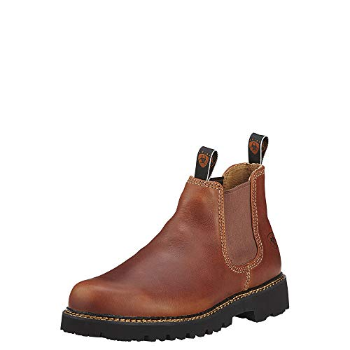 ARIAT Men's Spot Hog Boot Peanut Size 13 M Us Ariat Boots And Shoes