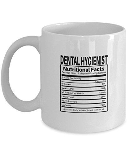 Dental Hygienist Gift Coffee & Tea Mug