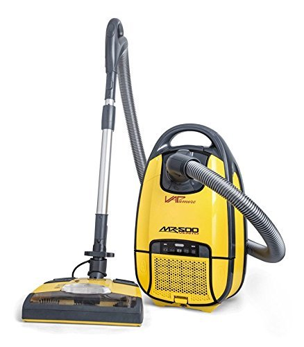 Vapamore MR-500 Vento Canister Vacuum – Corded
