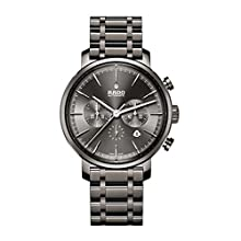 Men's Automatic Grey Sapphire Watch