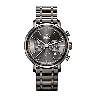 Men's Steel Strap Watch