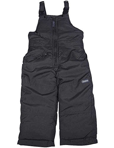 Osh Kosh B'gosh - Little Boys Bib Snowpant, Black 38141-2T