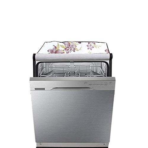 Dream king PVC Waterproof Printed Design Dishwasher Cover for IFB Neptune VX Fully Electronic 12 Place Settings…