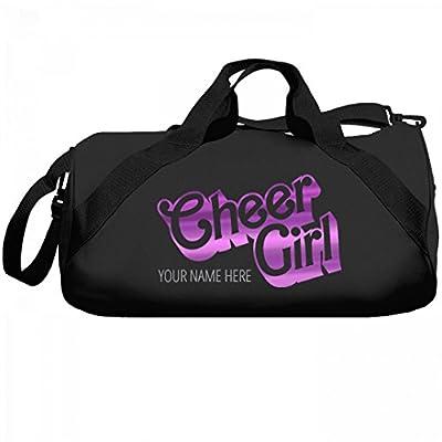 Custom Metallic Cheer Bag : Liberty Barrel Duffel Bag 50%OFF