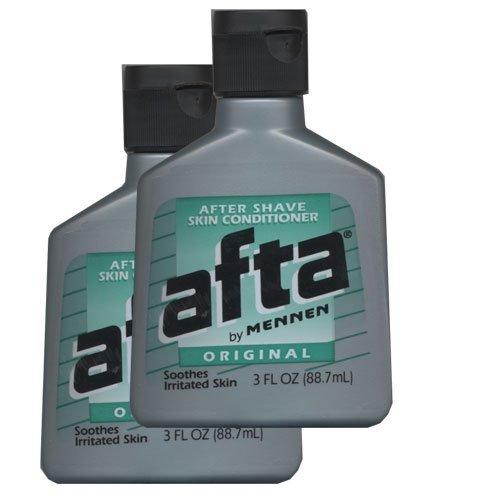 Afta After Shave - Afta After Shave Skin Conditioner Original 3 oz (Pack of 2) by Mennen