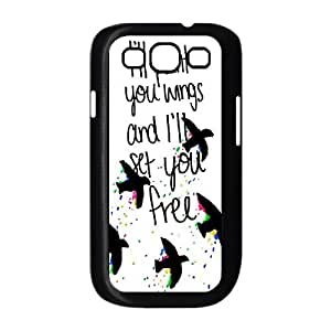 YUAHS(TM) Customized Hard Back Phone Case for Samsung Galaxy S3 I9300 with All Time Low YAS329145