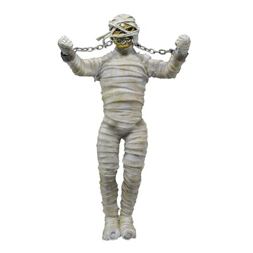 NECA Iron Maiden Mummy Eddie Clothed 8