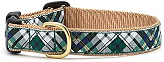 product image for Up Country Designer Dog Collar - Gordon Plaid (Small/Wide)