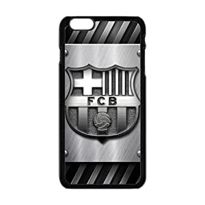 Happy FC Barcelona Phone Case for Iphone 6 Plus
