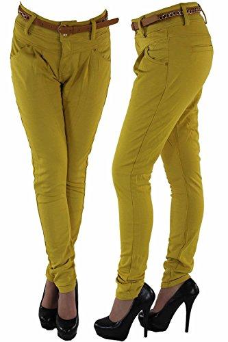 Sotala - Pantalón - para mujer amarillo