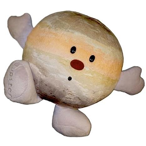 Amazon.com  Solar System Plush - Planet Jupiter Stuffed Toy  Toys   Games 6c32436ad1