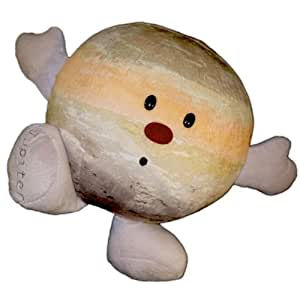 Solar System Plush - Planet Jupiter Stuffed Toy by Celestial Buddies