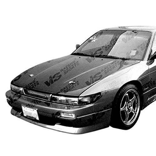 VIS Racing (VIS-SZQ-959) OEM Style Hood Carbon Fiber - Compatible for Nissan - Hood s13 Carbon Fiber