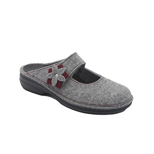FINNCOMFORT 6560-901198 - Zapatillas para mujer Marrón